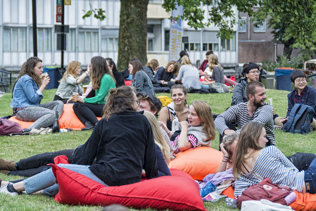 Summer Festival Roeterseiland
